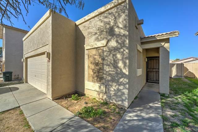 1442 E Avenida Kino, Casa Grande, AZ 85122 (MLS #6029629) :: Kortright Group - West USA Realty
