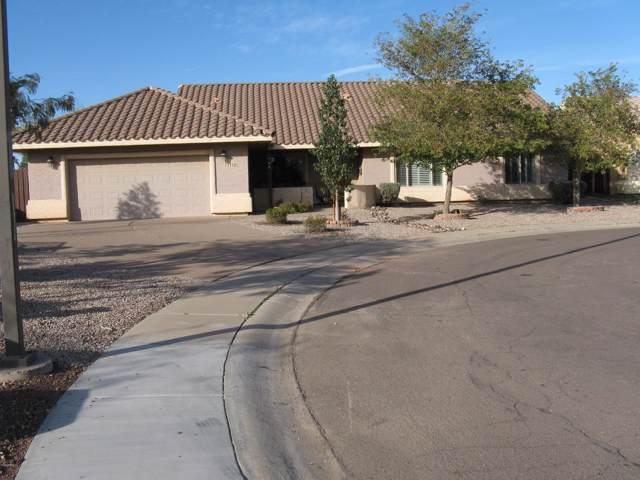 1112 E Shepherds Way, Casa Grande, AZ 85122 (MLS #6029672) :: Conway Real Estate