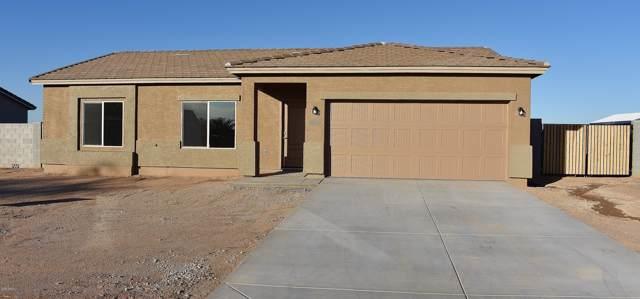 12041 W Jenero Drive, Arizona City, AZ 85123 (MLS #6029695) :: Riddle Realty Group - Keller Williams Arizona Realty