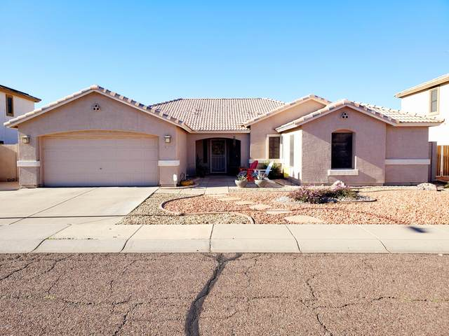 5375 W Kaler Circle, Glendale, AZ 85301 (MLS #6029721) :: Riddle Realty Group - Keller Williams Arizona Realty