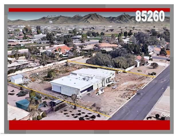 7340 E Camino Santo, Scottsdale, AZ 85260 (MLS #6030267) :: Revelation Real Estate