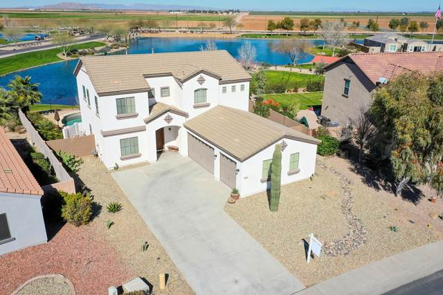 19430 N Pietra Drive, Maricopa, AZ 85138 (MLS #6030696) :: Yost Realty Group at RE/MAX Casa Grande