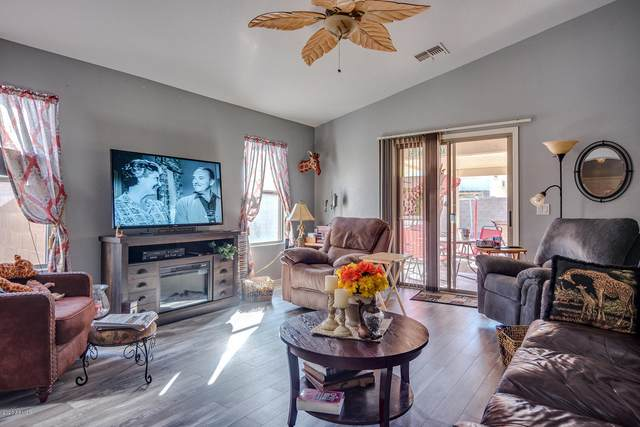 2267 W Pinkley Avenue, Coolidge, AZ 85128 (MLS #6030737) :: Arizona Home Group