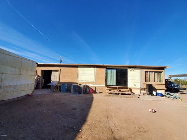 3032 E 16TH Avenue, Apache Junction, AZ 85119 (MLS #6031612) :: Yost Realty Group at RE/MAX Casa Grande
