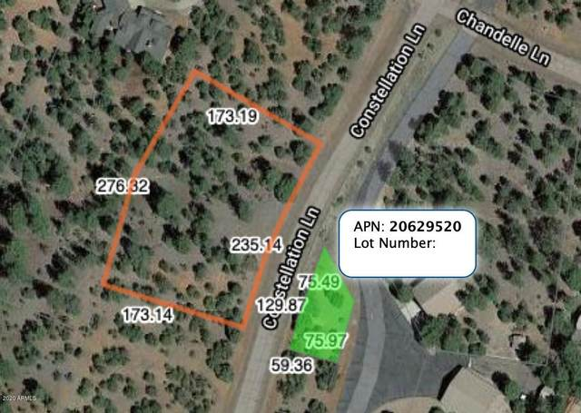 2864 Constellation Lane, Overgaard, AZ 85933 (MLS #6032707) :: Howe Realty