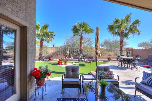 22643 N Van Loo Drive, Maricopa, AZ 85138 (MLS #6033308) :: The Daniel Montez Real Estate Group