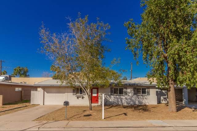 452 E Franklin Avenue, Mesa, AZ 85204 (MLS #6033345) :: Cindy & Co at My Home Group