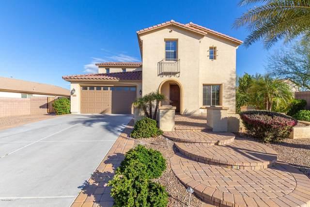 700 W Powell Way, Chandler, AZ 85248 (MLS #6033593) :: The Daniel Montez Real Estate Group