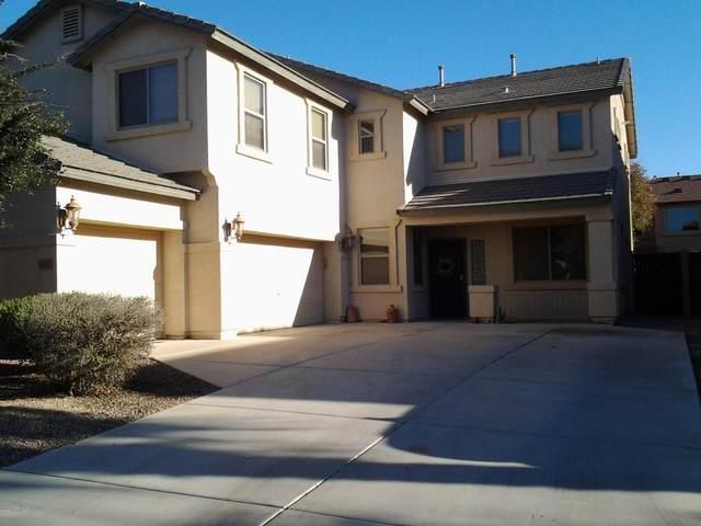 1197 W Love Road, San Tan Valley, AZ 85143 (MLS #6033914) :: Conway Real Estate