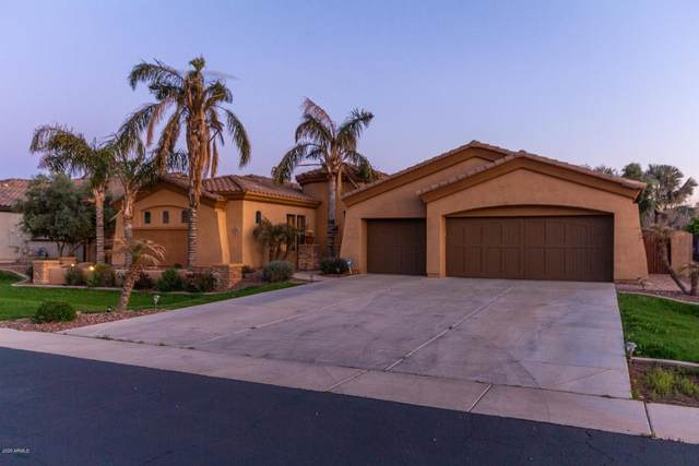 675 E County Down Drive, Chandler, AZ 85249 (MLS #6034151) :: The Daniel Montez Real Estate Group