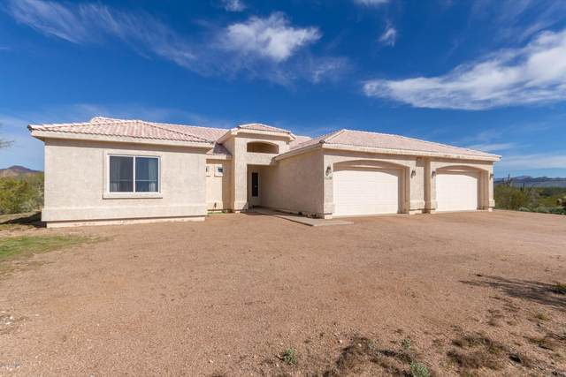 1524 E Whiteley Street, Apache Junction, AZ 85119 (MLS #6034475) :: Openshaw Real Estate Group in partnership with The Jesse Herfel Real Estate Group