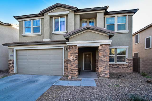 3843 E Longhorn Street, San Tan Valley, AZ 85140 (MLS #6034673) :: The Laughton Team