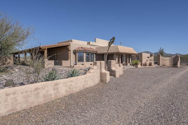39615 N Spur Cross Road, Cave Creek, AZ 85331 (MLS #6034798) :: The Daniel Montez Real Estate Group