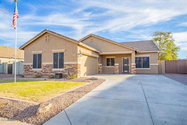 4159 E Blue Sage Road, Gilbert, AZ 85297 (MLS #6034886) :: BIG Helper Realty Group at EXP Realty