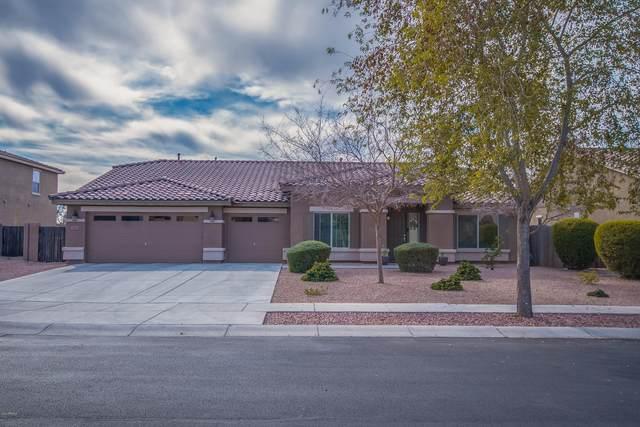 7833 W Cavalier Drive, Glendale, AZ 85303 (MLS #6035288) :: The Kenny Klaus Team