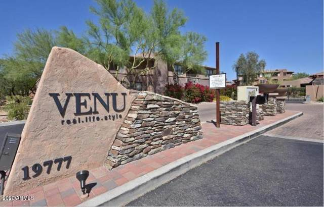 19777 N 76TH Street #3220, Scottsdale, AZ 85255 (MLS #6035329) :: Brett Tanner Home Selling Team