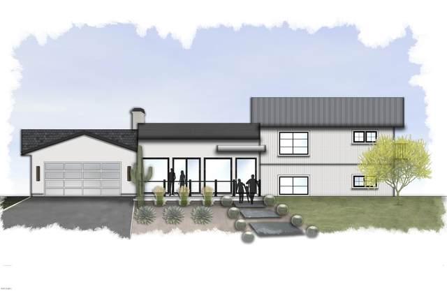3601 N 53RD Street, Phoenix, AZ 85018 (MLS #6035419) :: Brett Tanner Home Selling Team