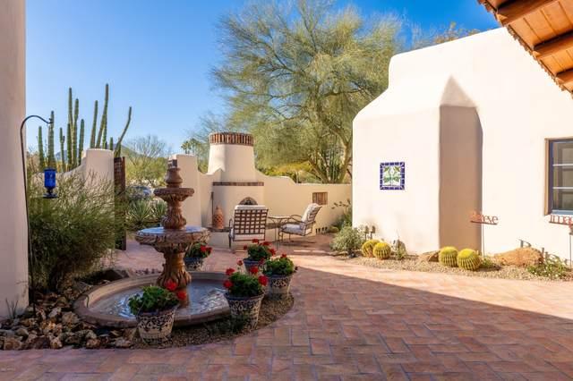 9055 N Morning Glory Road, Paradise Valley, AZ 85253 (MLS #6035460) :: Riddle Realty Group - Keller Williams Arizona Realty