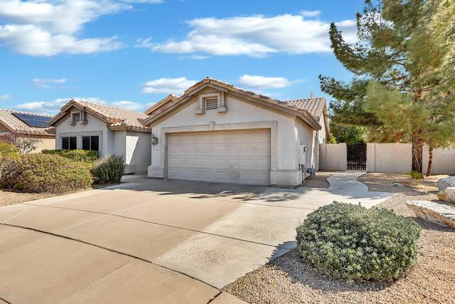 22353 N 69TH Avenue, Glendale, AZ 85310 (MLS #6035653) :: The Laughton Team