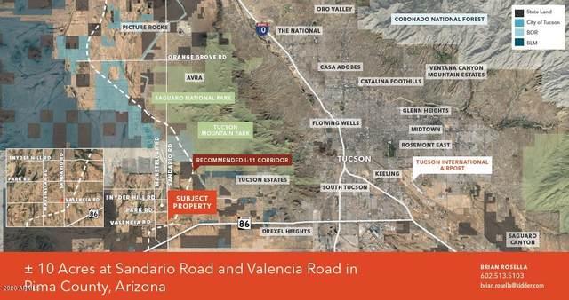 14000 W Orange Grove Road, Tucson, AZ 85743 (MLS #6035763) :: Devor Real Estate Associates