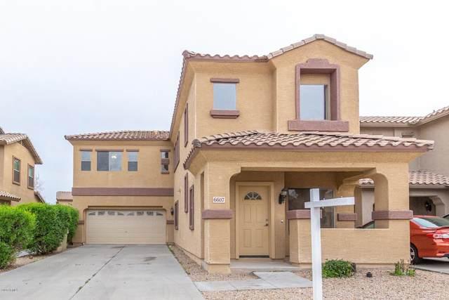 6607 W Desert Hills Drive, Glendale, AZ 85304 (MLS #6035902) :: Riddle Realty Group - Keller Williams Arizona Realty