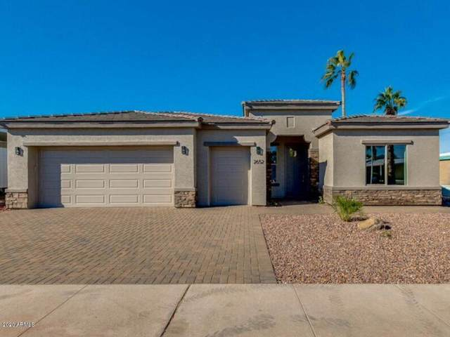 2317 N Higley Road, Mesa, AZ 85215 (MLS #6035918) :: The Garcia Group