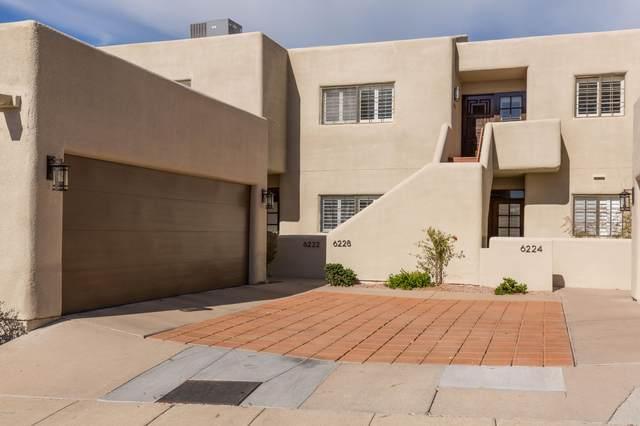 6228 N 30TH Place, Phoenix, AZ 85016 (MLS #6036004) :: Devor Real Estate Associates