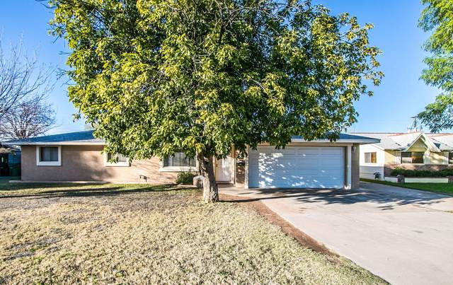 944 E 8TH Place, Mesa, AZ 85203 (MLS #6036015) :: Conway Real Estate