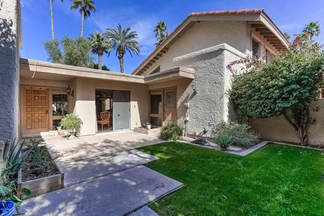4525 N 66TH Street #53, Scottsdale, AZ 85251 (MLS #6036196) :: Brett Tanner Home Selling Team