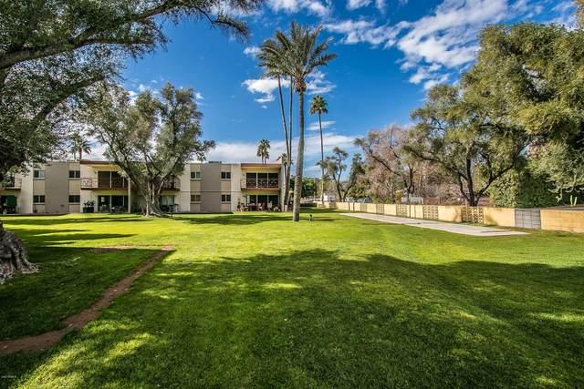 3737 E Turney Avenue #211, Phoenix, AZ 85018 (MLS #6036251) :: Dijkstra & Co.
