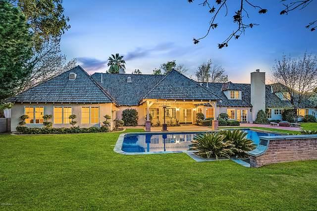 8633 N Why Worry Lane, Phoenix, AZ 85021 (MLS #6037029) :: Brett Tanner Home Selling Team