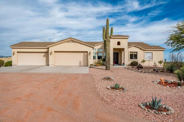 44105 N Us Hwy 60, Morristown, AZ 85342 (MLS #6037180) :: Openshaw Real Estate Group in partnership with The Jesse Herfel Real Estate Group