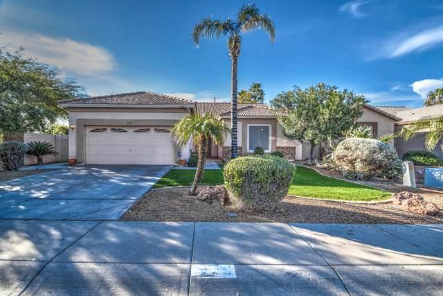 2985 E Harwell Road, Gilbert, AZ 85234 (MLS #6037335) :: Conway Real Estate