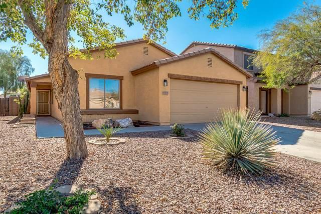 43809 W Sagebrush Trail, Maricopa, AZ 85138 (MLS #6037353) :: Conway Real Estate