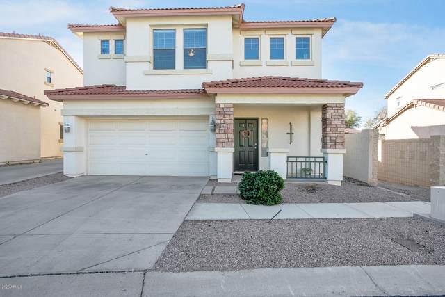 7641 E Barstow Street, Mesa, AZ 85207 (MLS #6037409) :: Conway Real Estate