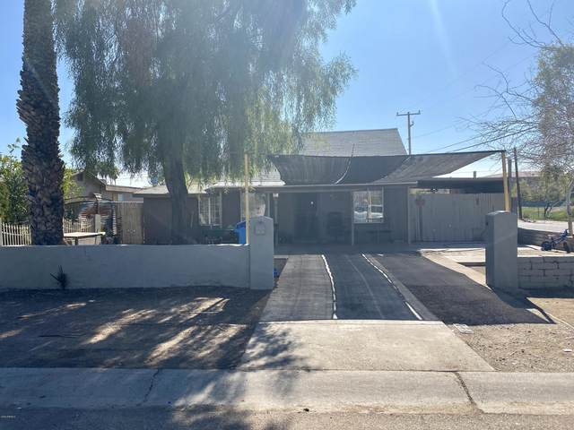 3701 E Fillmore Street, Phoenix, AZ 85008 (MLS #6037656) :: The Kenny Klaus Team