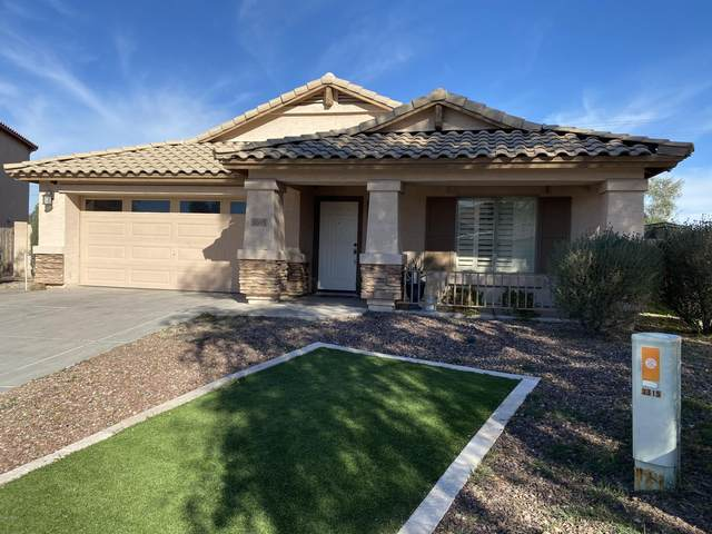 3315 S 91ST Drive, Tolleson, AZ 85353 (MLS #6037685) :: Cindy & Co at My Home Group