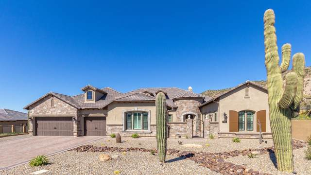 8918 E Rosedale Circle, Mesa, AZ 85207 (MLS #6037733) :: Revelation Real Estate