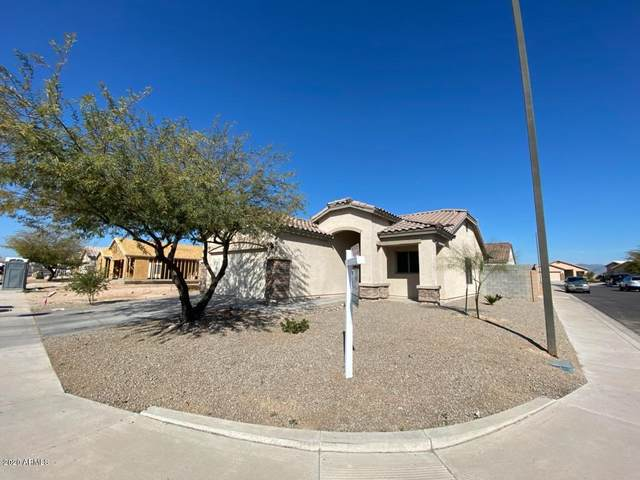 82 5TH Avenue W, Buckeye, AZ 85326 (MLS #6037964) :: Conway Real Estate