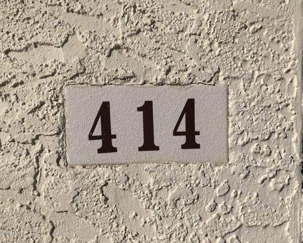8256 E Kiva Avenue #414, Mesa, AZ 85209 (MLS #6038007) :: RE/MAX Excalibur