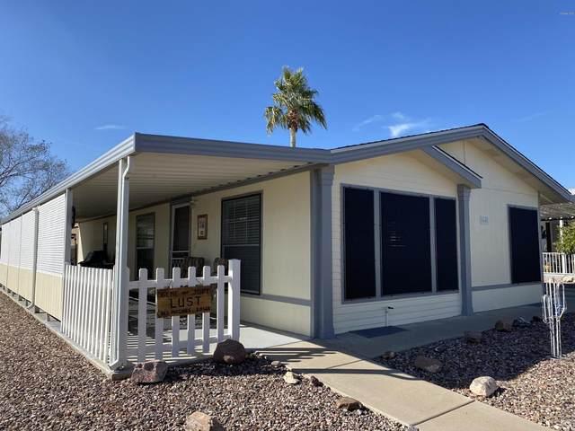 2400 E Baseline Avenue #68, Apache Junction, AZ 85119 (MLS #6038049) :: Relevate | Phoenix