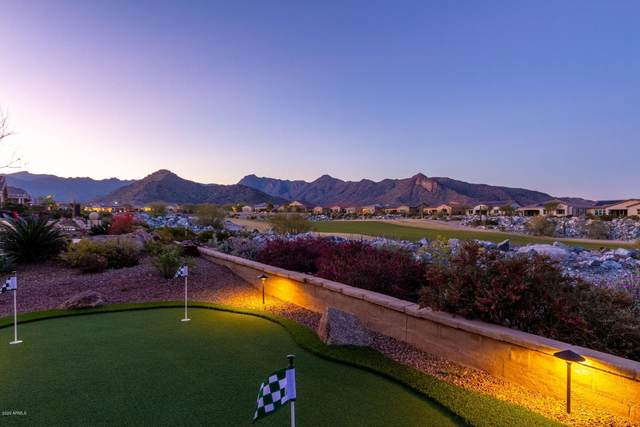 20742 W Hillcrest Boulevard, Buckeye, AZ 85396 (MLS #6038084) :: Brett Tanner Home Selling Team