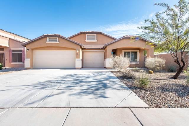 37245 W Giallo Lane, Maricopa, AZ 85138 (MLS #6038160) :: neXGen Real Estate