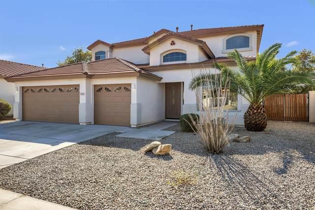 8809 W Frier Drive, Glendale, AZ 85305 (MLS #6038168) :: Brett Tanner Home Selling Team