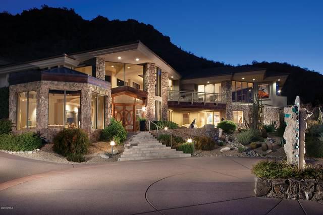 8060 N Mummy Mountain Road, Paradise Valley, AZ 85253 (MLS #6038188) :: Lifestyle Partners Team