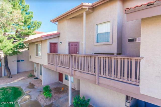 4828 W Orangewood Avenue #223, Glendale, AZ 85301 (MLS #6038339) :: The Daniel Montez Real Estate Group