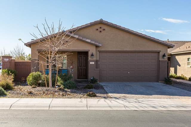 363 W Evergreen Pear Avenue, San Tan Valley, AZ 85140 (MLS #6038436) :: The Laughton Team