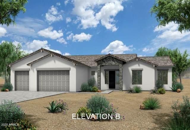 0xx N 11 Avenue Lot B2, Desert Hills, AZ 85086 (MLS #6038439) :: Riddle Realty Group - Keller Williams Arizona Realty