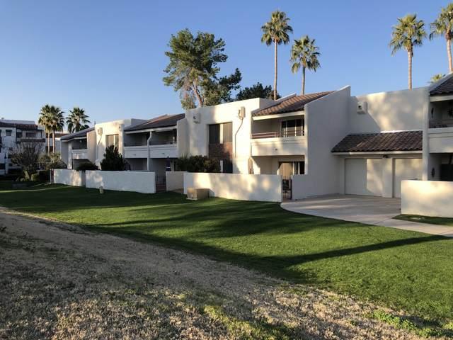 7350 N Via Paseo Del Sur O106, Scottsdale, AZ 85258 (MLS #6038785) :: The W Group