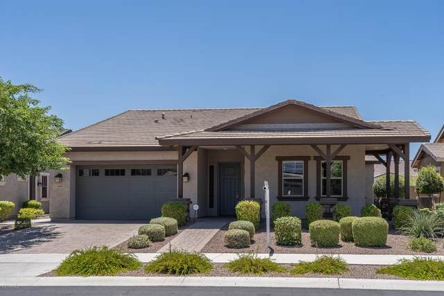4693 N 206TH Drive, Buckeye, AZ 85396 (MLS #6038926) :: The Garcia Group